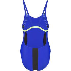 speedo Hydractive Swimsuit Women blue/black
